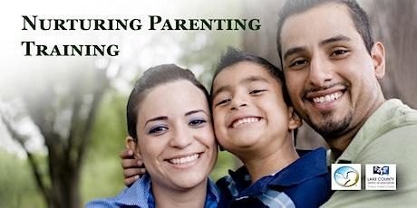 Nurturing Parenting Assessment Training tickets