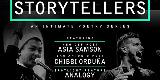 Button Poetry & Ring The Bell Mgmt present STORYTELLERS X