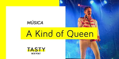 Música | A Kind of Queen (Tributo Queen) bilhetes