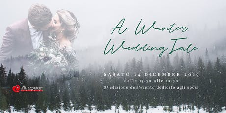 A Winter Wedding Tale - evento sposi biglietti