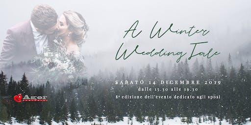 A Winter Wedding Tale - evento sposi