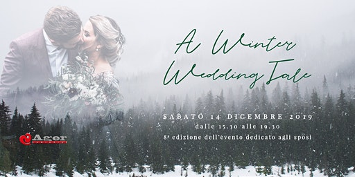 A Winter Wedding Tale - evento sposi