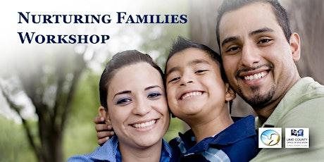 Nurturing Families Workshop tickets