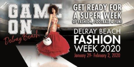 Delray Beach Fashion Week 2020 tickets