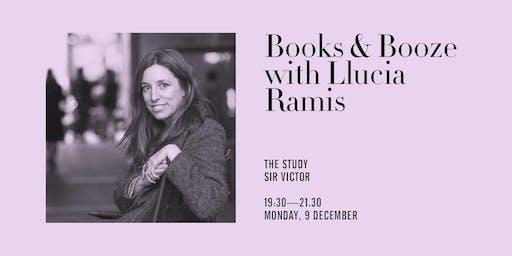 Books & Booze con Llucia Ramis