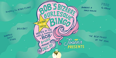 *BOB*s Bizarre Burlesque Bingo tickets