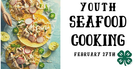 Youth Seafood Cooking Class tickets