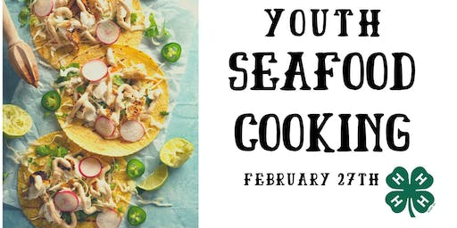 Youth Seafood Cooking Class