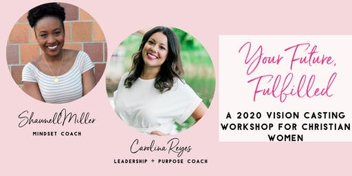2020 Vision Casting Workshop for Christian Women