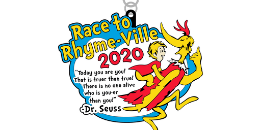2020 Race to Rhyme-Ville 1M 5K 10K 13.1 26.2 –Houston