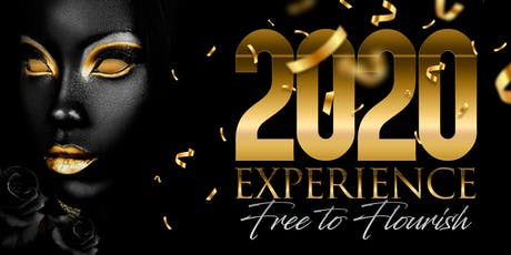 NYE 2020 Experience - Free To Flourish tickets