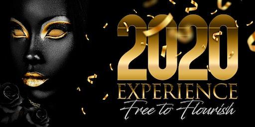 NYE 2020 Experience - Free To Flourish
