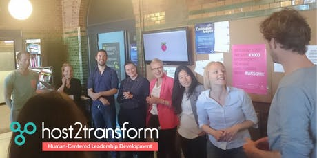 HOST Demo Lisabon | Humanizing Leadership & Business to Make Change Work tickets