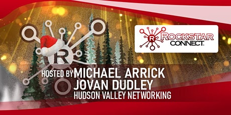 Free Hudson Valley Rockstar Connect Networking Event (December, NY) tickets