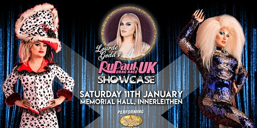 RuPaul's Drag Race UK: The Vivienne & Baga Chipz