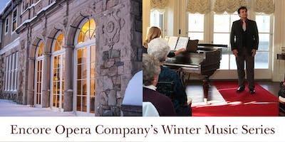 Winter Music Series: Under the Tuscan Sun - Italian Arias