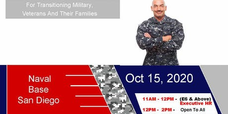 Navy Base San Diego Transition Summit (Hiring Event and Business Expo) tickets