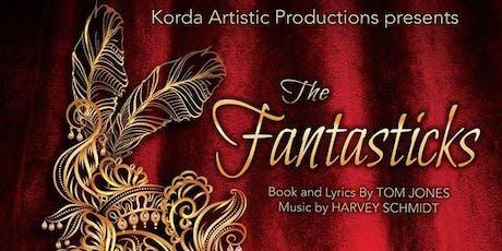 The Fantasticks tickets