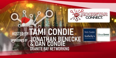 Free Granite Bay Rockstar Connect Networking Event (December, near Sacramento)