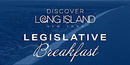 Discover Long Island Legislative Breakfast