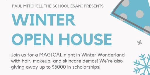 Winter Open House @ Paul Mitchell the School ESANI