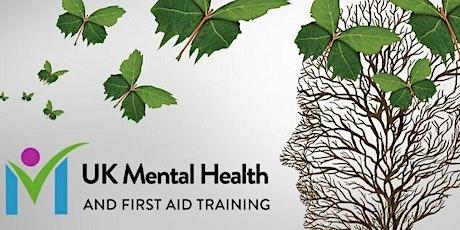 Mental Health First Aid Training (MHFA 2 x Days) 19th & 20th March tickets