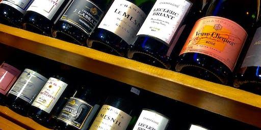 Annual Sparkling Wine Tasting