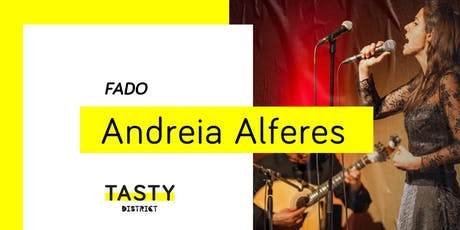 Fado    Andreia Alferes bilhetes