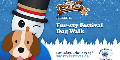 Critters N' Things presents The Fur-sty Festival Dog Walk tickets