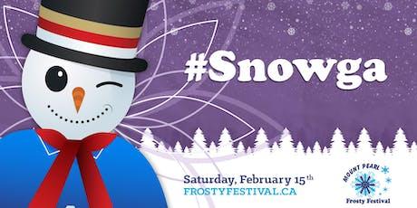 #Snowga: Outdoor Yoga tickets
