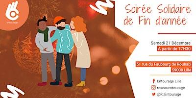 Lille / Soirée solidaire de fin d'année