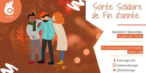 Lille // Soirée solidaire de fin d'année