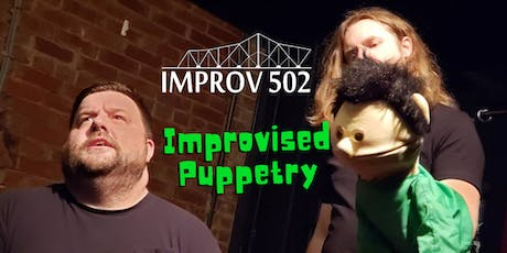 Improvised Puppetry (Drop-In Class) tickets