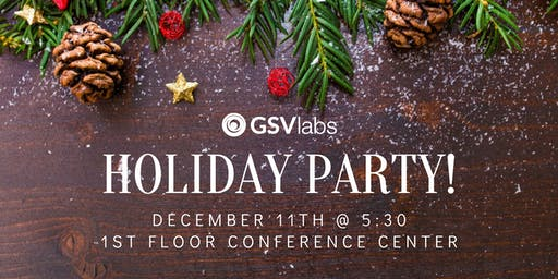 GSVlabs Community Holiday Party!