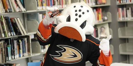 Winter Reading Kick-Off with Wild Wing at Central Library tickets