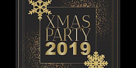 XMAS PARTY 2019 billets