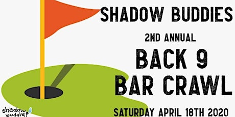 Back 9 Bar Crawl tickets