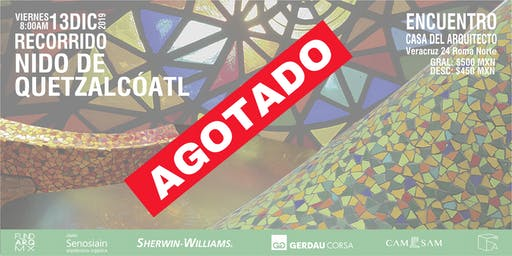 Recorrido: Nido de Quetzalcóatl