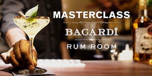 Bacardí Rum Room Masterclass