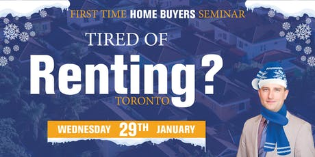 Tired of Renting! | First Time Home Buyers Seminar tickets