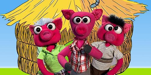 Puppet Art Theater's 3 Little Pigs