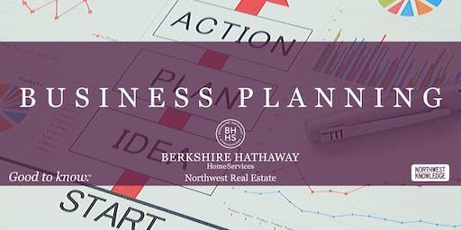 Comprehensive Business Planning Workshop