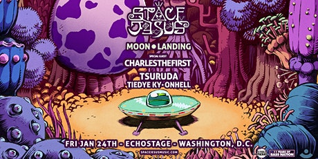 Space Jesus tickets