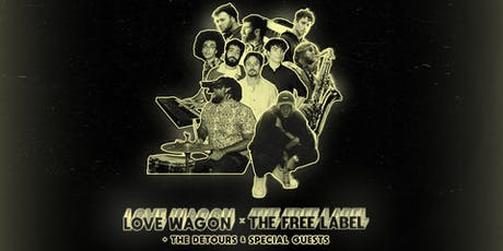 Love Wagon & The Free Label with The Detours & more at the Horseshoe Tavern tickets