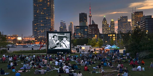 Give the gift of a magical movie night under the stars!