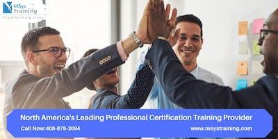 CAPM Certification Training in Helena, MT