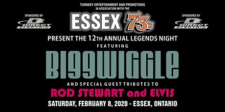 Essex 73's 12th Annual Legends Night tickets