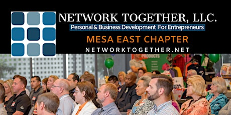Mesa East Business Connections tickets