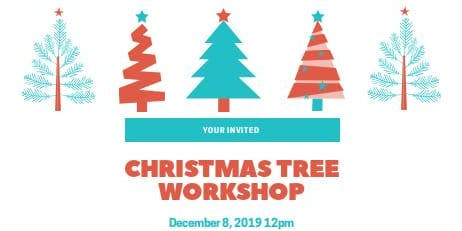 Christmas Tree Kit Class by Pam