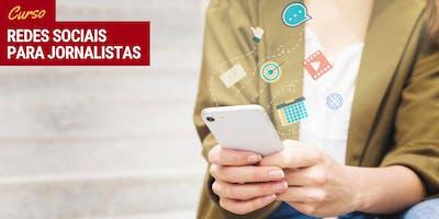 "Curso ""Redes sociais para jornalistas"" - Turma 6"